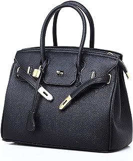 Designer Women Handbag Female PU Leather Bags Handbags Ladies Portable Shoulder Bag Office Ladies Bag Totes