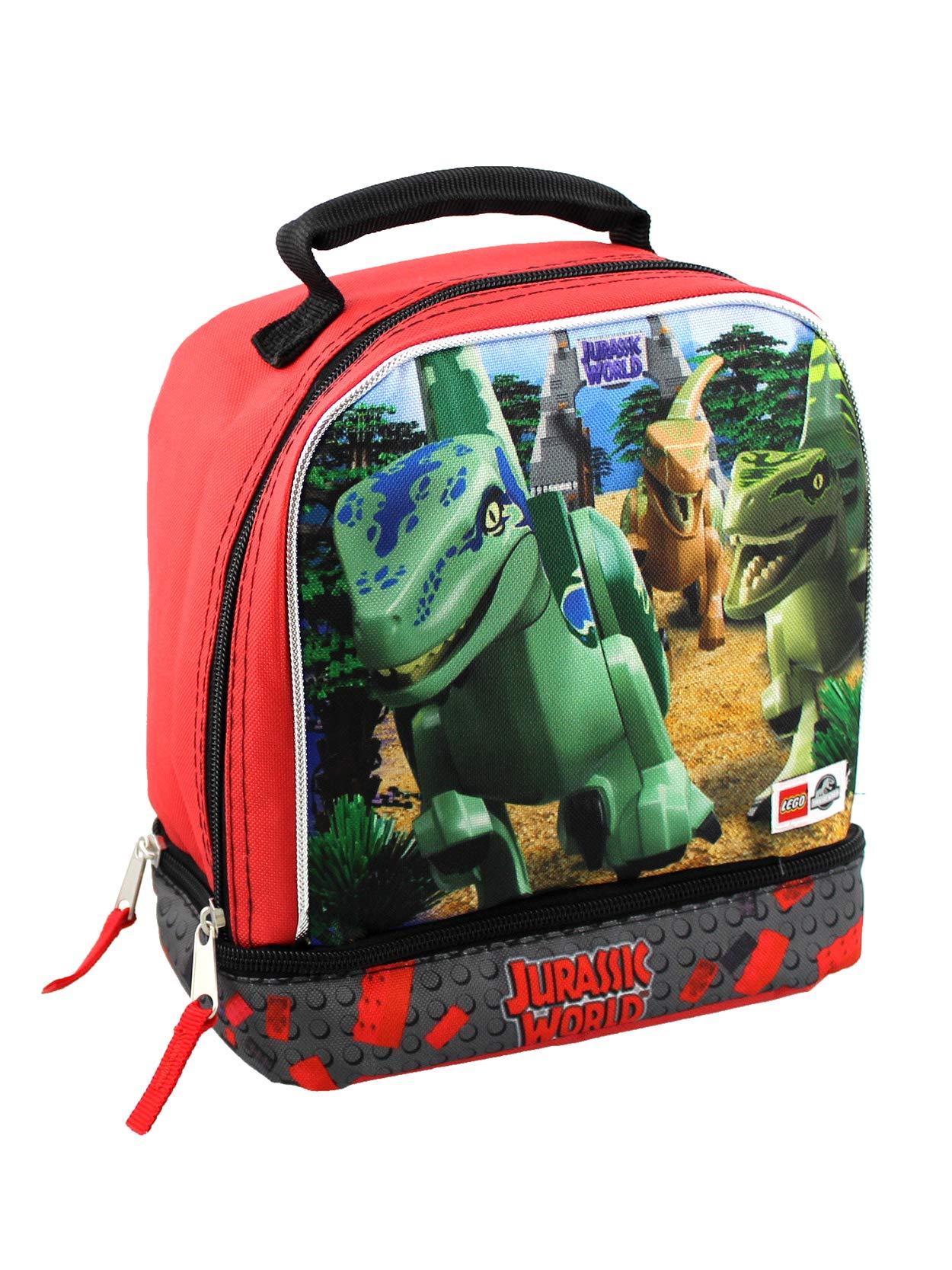 Jurassic World Compartment Insulated School