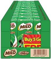 MILO UHT Chocolate Malt Packet Drink 5+1 Case, 24 x 200ml