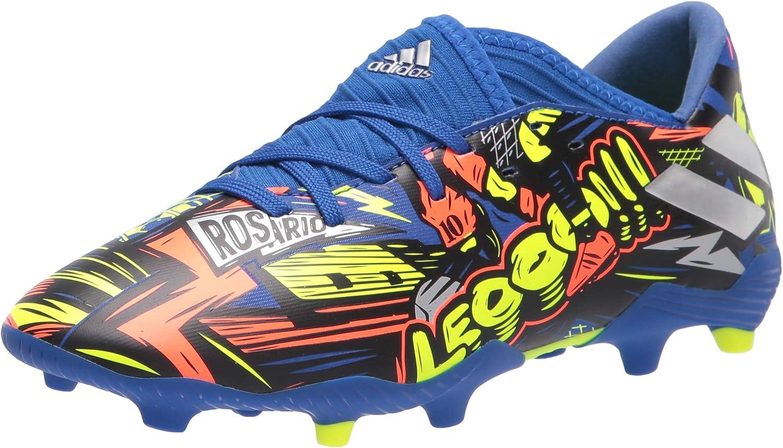 adidas Unisex-Child Nemeziz Messi 19.3 Firm Ground Soccer Shoe
