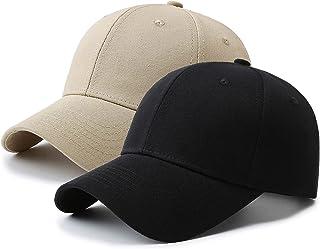 PFFY 2 Packs Baseball Cap Golf Dad Hat for Men and Women