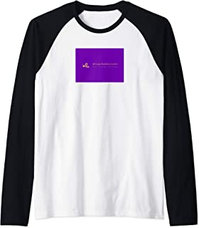Shop4aBiz.com promo logo for marketing efforts Raglan Baseball Tee