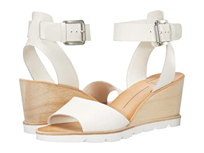 Dolce Vita Melika (White Leather) Women