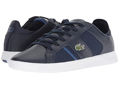 Lacoste Novas 318 2 (Navy/Dark Blue) Men