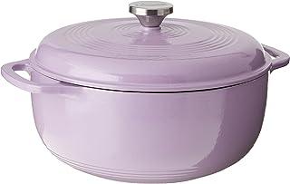 Lodge Enameled Dutch Oven, 6 Qt, Lilac