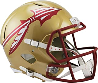 Sports Memorabilia Riddell Florida State Seminoles Revolution Speed Full-Size Replica Football Helmet - College Replica Helmets