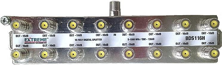 Best 16 way cable splitter amplifier Reviews
