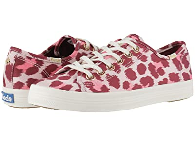 Keds x kate spade new york Kickstart Satin (Pink Multi) Women