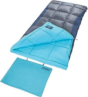 Coleman Heaton Peak Big and Tall Sleeping Bag 30 Degree