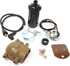 Pertronix 1247XTP6 6 Volt Positive Ground Ford 4 Cylinder Ignitor