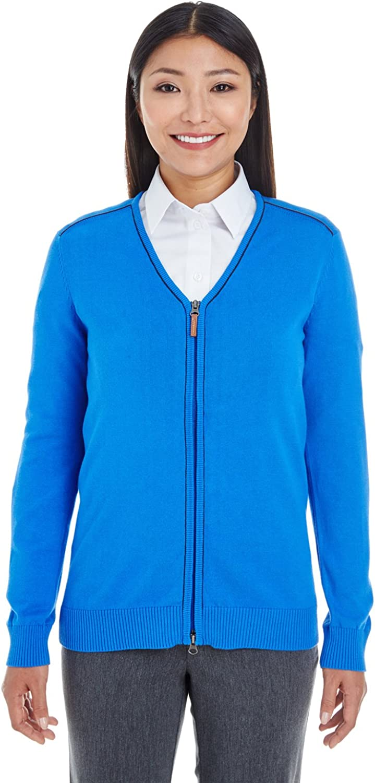 Discount mail order Devon Luxury Jones DG478W Ladies' Manchester Fully-Fashioned Full-Zip
