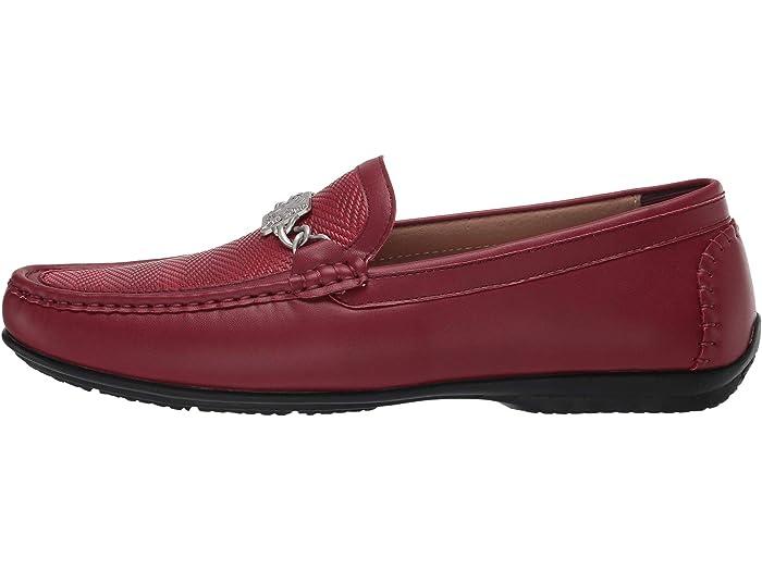 Choose SZ//color Details about  /STACY ADAMS Men/'s Cygnet Moc Toe Bit Slip-on Loafe
