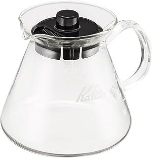 カリタ Kalita コーヒーサーバー ウェーブシリーズ 500ml 2~4人用 G #31255