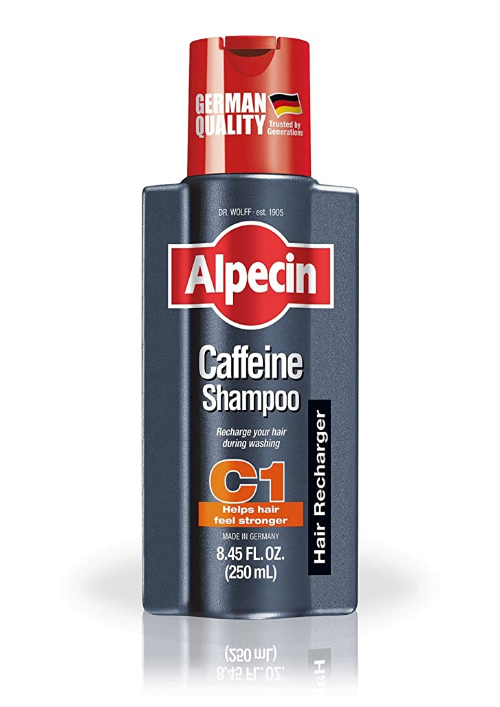原告ペルメル錆びAlpecin Caffeine Shampoo - 250ml