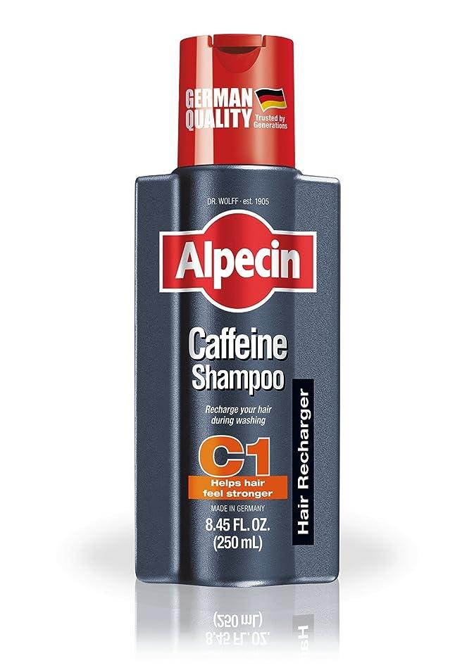 インク然とした罪人Alpecin Caffeine Shampoo - 250ml