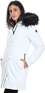 PEOPLE OF SHIBUYA Luxury Fashion Womens AKEMIPM888007 White Outerwear Jacket | Fall Winter 19