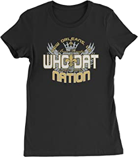 who dat saints t shirts
