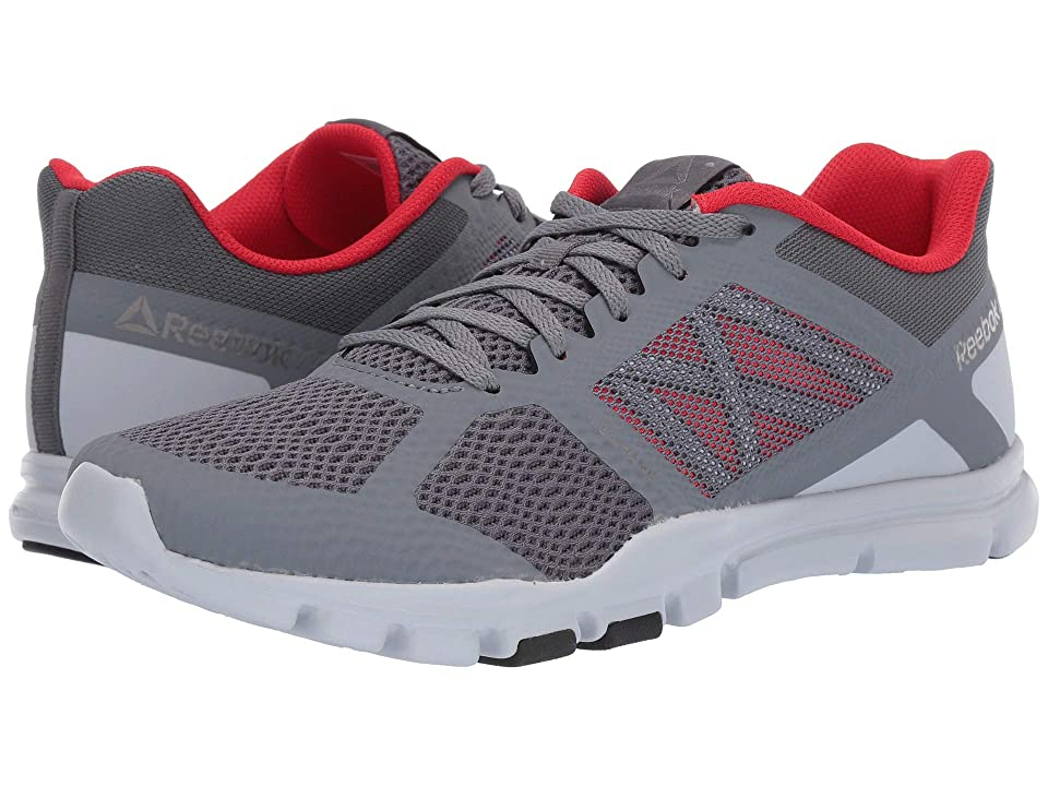 Reebok Yourflex Train 11 MT (Alloy/True Grey/Cold Gry/Primal Red/Black/Pewter) Men