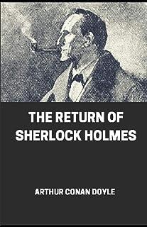 The Return of Sherlock Holmes illustrated
