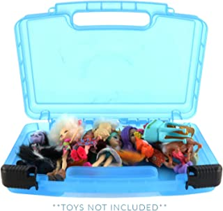 Life Made Better Doll Toy Box Compatible with Enchantimals-Dolls. Stores Figures and Accessories. Durable Organizer for Ki...