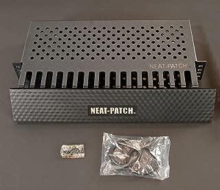 Neat Patch Cable Management Unit (2 Pack)