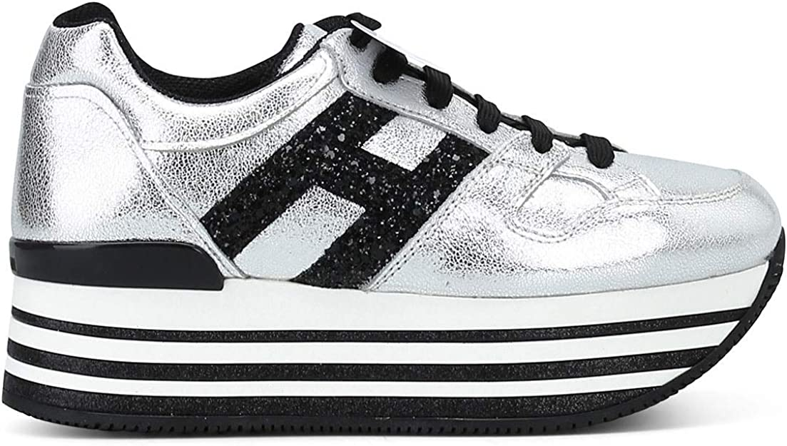 Hogan, Sneaker donna Argento argento IT - Marke Größe, Argento ...