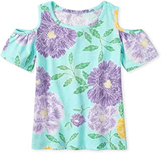The Children's Place Girls' Printed Matchable Tank Tops