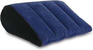 Niu-Man Cojín, Posiciones de Almohada, Multifuncional, Negro Azul
