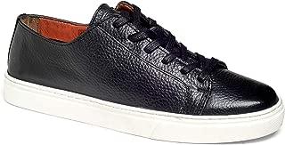 Coolidge Tennis Men's Lace-up Leather Luxury Sneaker Comfort