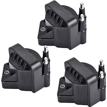 Online Automotive BM63030 4001B-OLACU1256 Premium Ignition Coil Pack Set