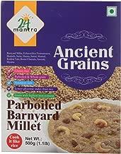 24 Mantra Organic Parboiled Barnyard Millet, 500g