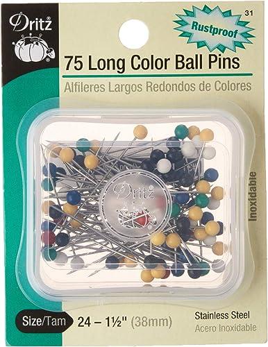 Size 17 600//Pkg Ball Point Pins 77
