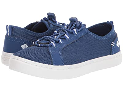 Sperry Kids Abyss Washable (Little Kid/Big Kid) (Blue) Boy
