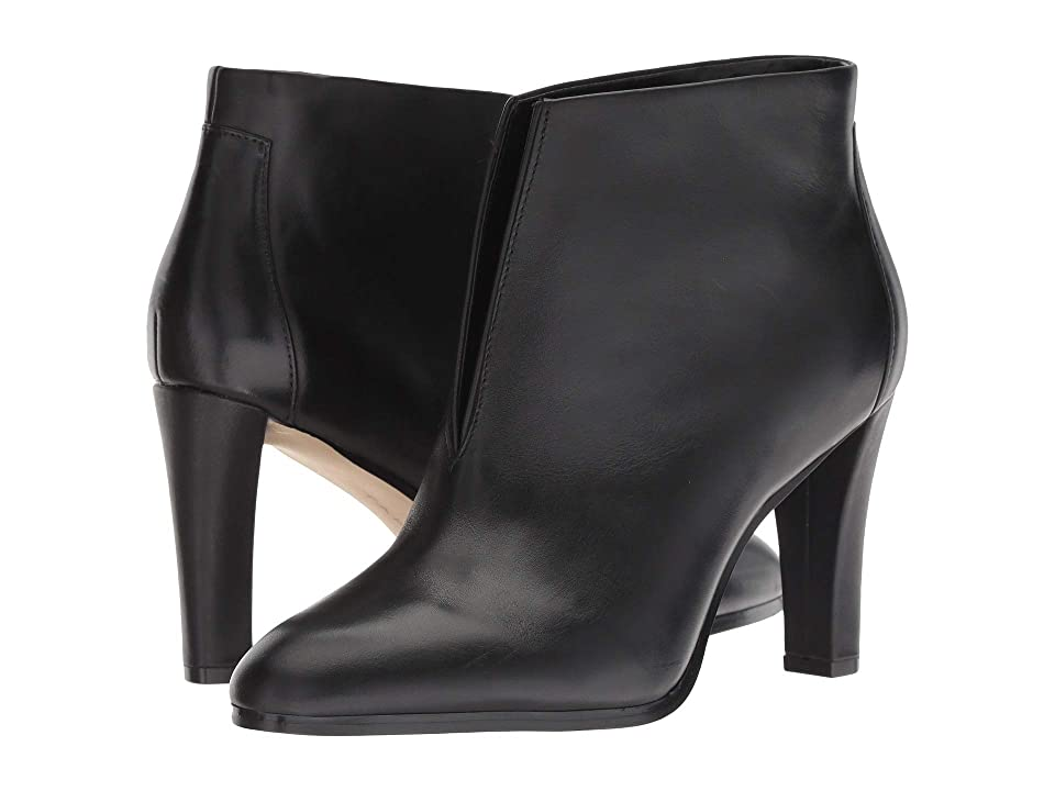 Tahari Meredith (Black Calf) Women