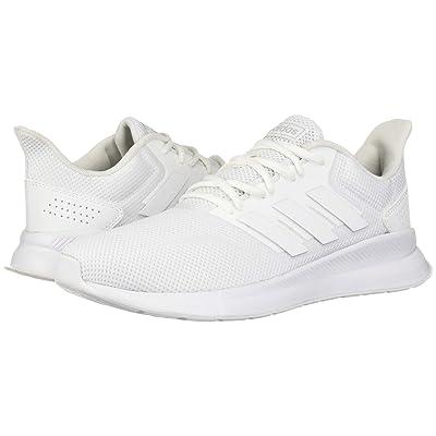 adidas Falcon (Footwear White/Footwear White/Core Black) Women