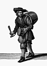 Metalworker C1700Na Metalworker Of The Streets Of London Line Engraving From Pierce TempestS Cries Of London 1688-1702 Poster Print by (18 x 24)