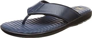 Scholl Men's Alda Leather Slippers