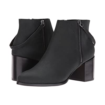 Matt Bernson Caspian (Black Oil Leather) Women