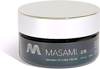 MASAMI Mekabu Hydrating Styling Cream Travel Size Sulfate Free, Paraben Free, Vegan
