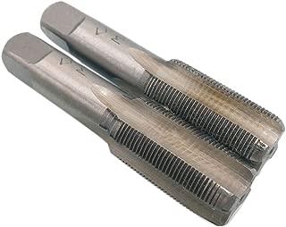 HSS 18mm x 1 Metric Taper and Plug Tap Right Hand Thread M18 x 1mm Pitch