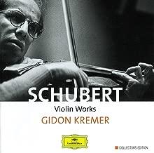 Best schubert solo violin Reviews