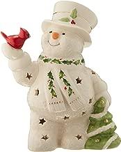 Lenox 879209 Happy Holly Days Lit Figurine