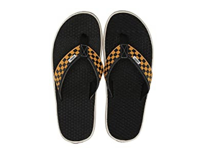 Vans La Costa Lite ((Checkerboard) Lion/Mango Mojito) Men
