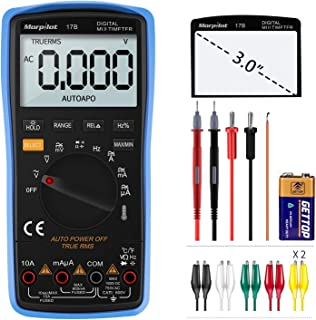 Best digital multimeter ncv Reviews