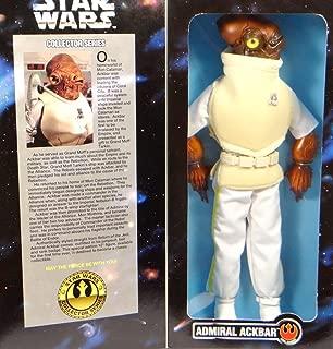 Star Wars Admiral Ackbar Collector Series 12