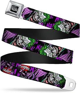 Buckle-Down Seatbelt Belt Joker