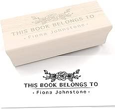 this book belongs to stamp custom