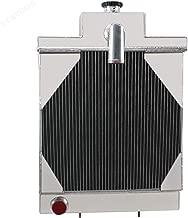 STAYCOO 3 Row Aluminum Radiator for Case IH 480CK 580BCK 580B 580CK 480B 430CK 530CK A35604, A39344