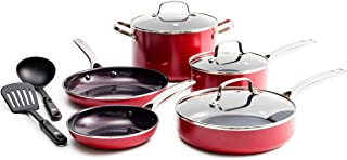 Blue Diamond CC002533-001 Red Diamond Set, 10pc