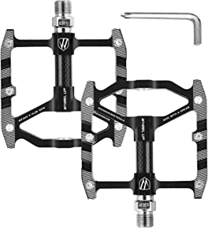 Runpon Mountain Bike Pedals MTB Pedals High-Strength...
